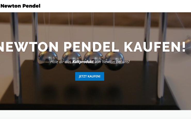 Newton Pendel