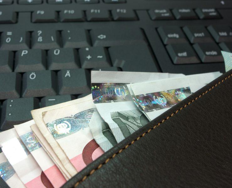 Finanziell unabhängig durch eigene Website