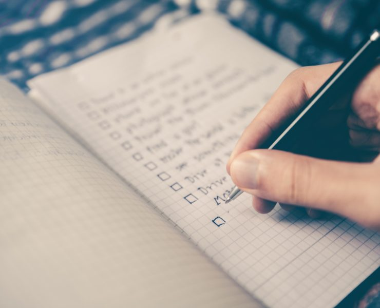 Checkliste Projektify