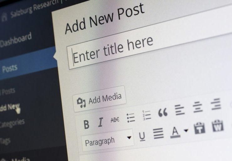überschrift für blogartikel